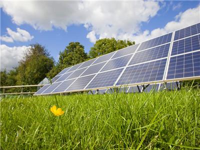 风力互补太阳能发电系统